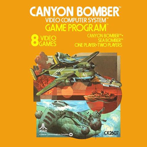Canyon Bomber