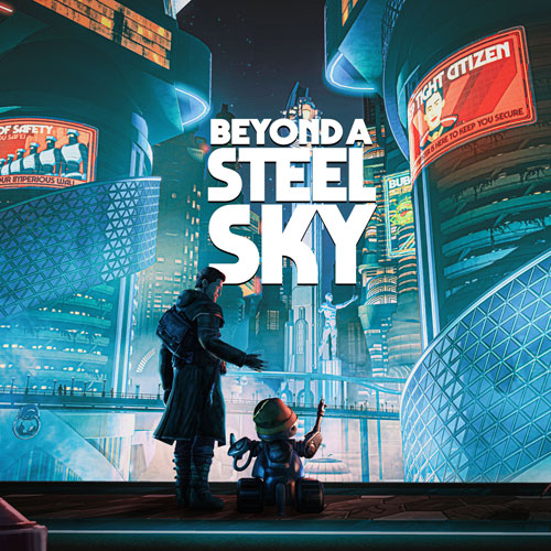 Beyound a steel sky