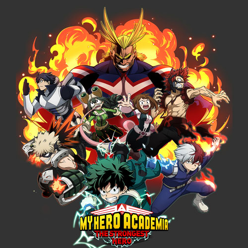 My Hero Academia: The Strongest Hero