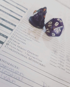Dice of Might