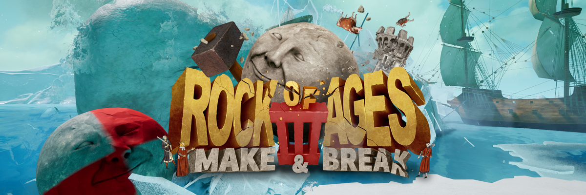 Rock of Ages 3: Make & Break by Modus Games