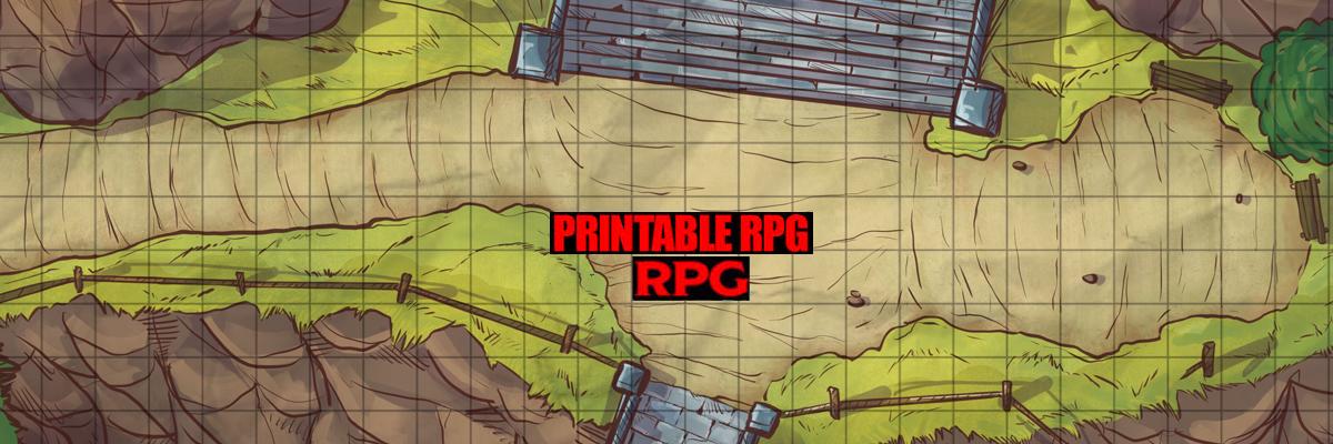 Printable RPG