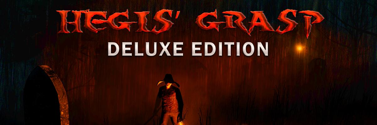 Hegis Grasp by Odd Branch Publishing