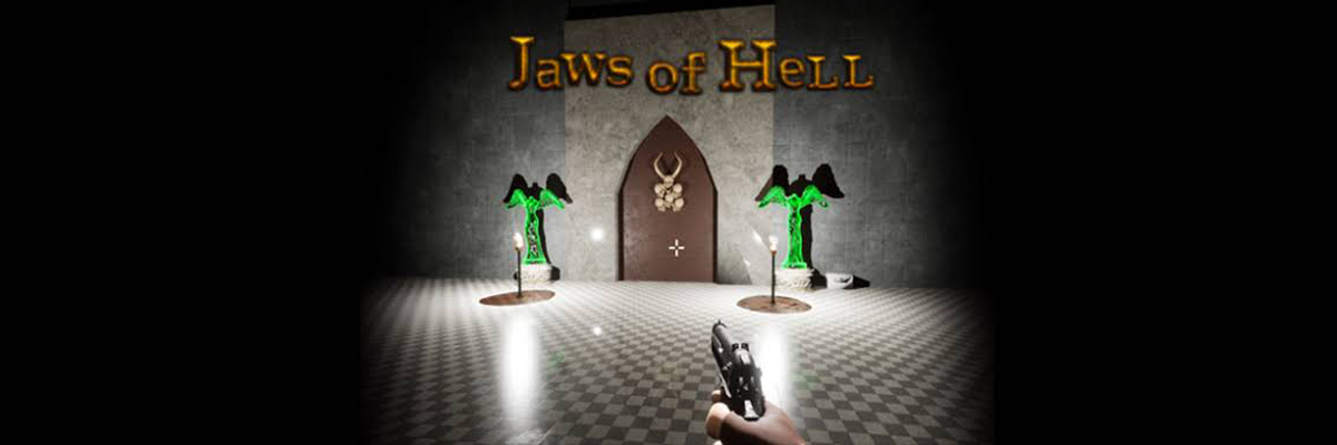 Jaws of hell by William McCain
