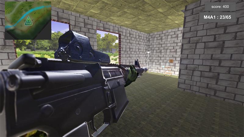F.AIR.(Fire Airsoft Simulator) game