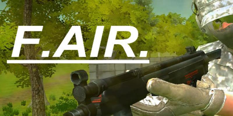 F.AIR.(Fire Airsoft Simulator)