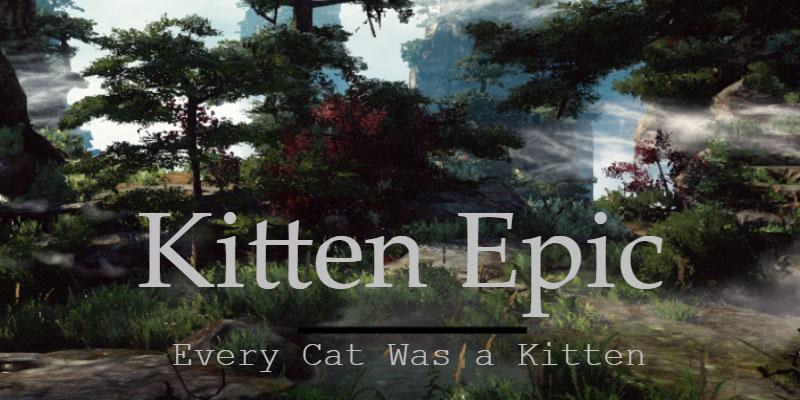 Kitten Epic