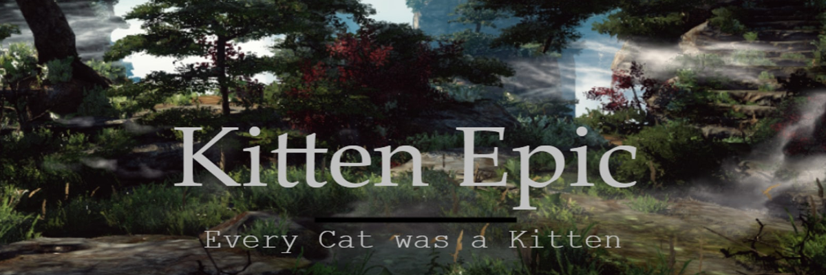 Kitten Epic by PoleCat Games