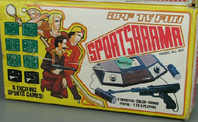 APF TV Fun Model 402 Sportsarama