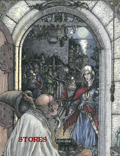Between Dungeons Handbook