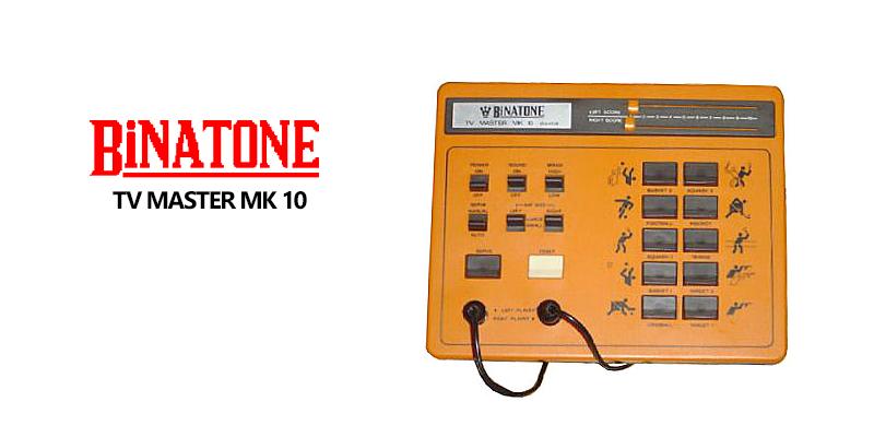 Binatone TV master MK10