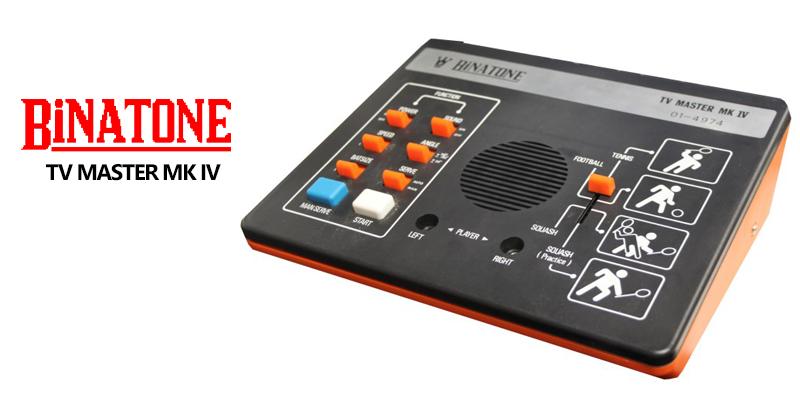 Binatone TV Master Mk IV