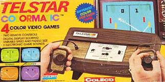 The Telstar Arcade