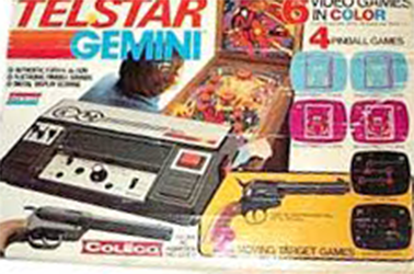 Coleco Telstar Gemini