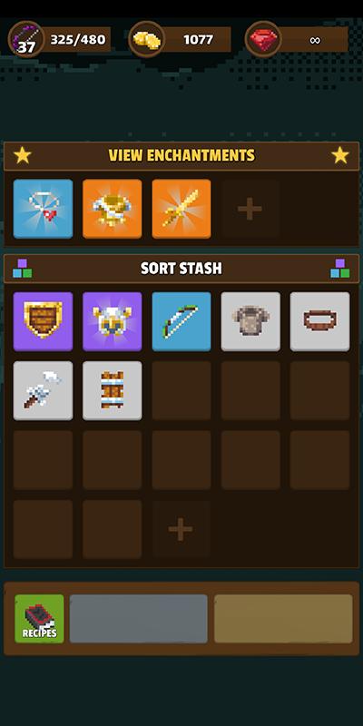 loot-n-craft Game