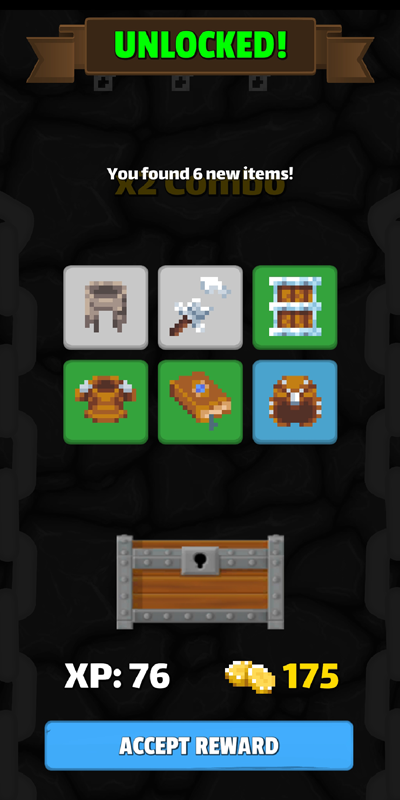 loot-n-craft Game