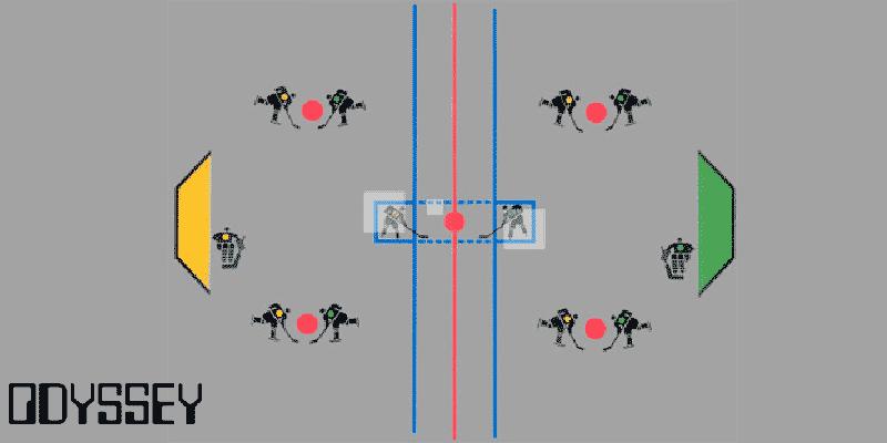 Magnavox Odyssey Hockey