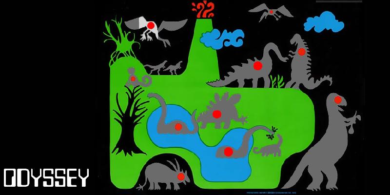 Prehistoric Safari