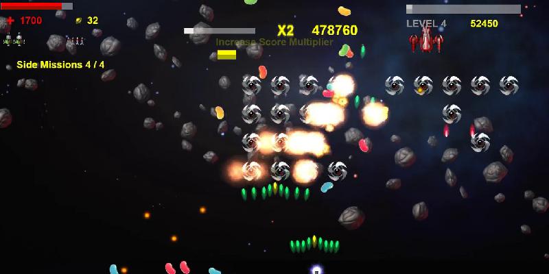 Spinner Invaders