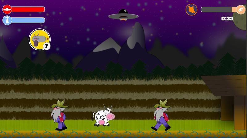 UFO: Mission Earth