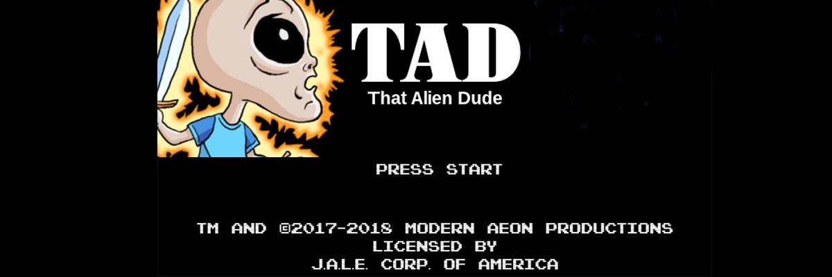 That Alien Dude