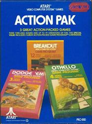 Action Pak game