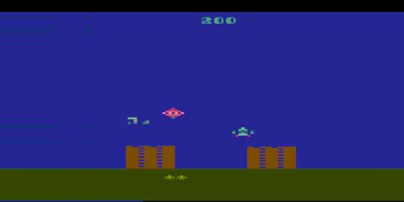 Air Raid on the Atari 2600