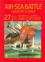 Air-Sea Battle on the Atari 2600