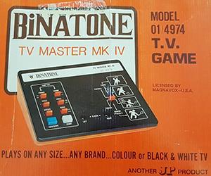 Binatone TV Master MK 8