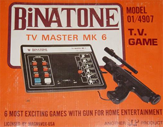 Binatone TV Master 4 plus 2