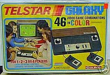 Coleco Telstar Combat