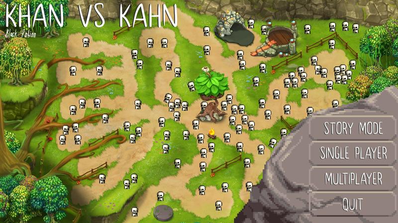 khan Vs Kahn the game