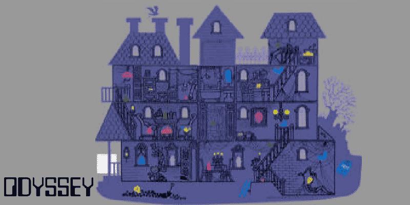Magnavox Odyssey Haunted House