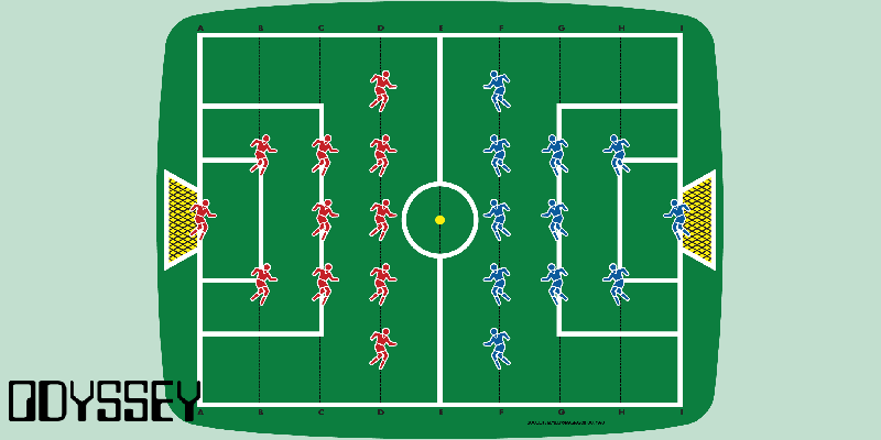 Magnavox Odyssey Soccer