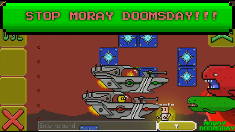 Moray Doomsday