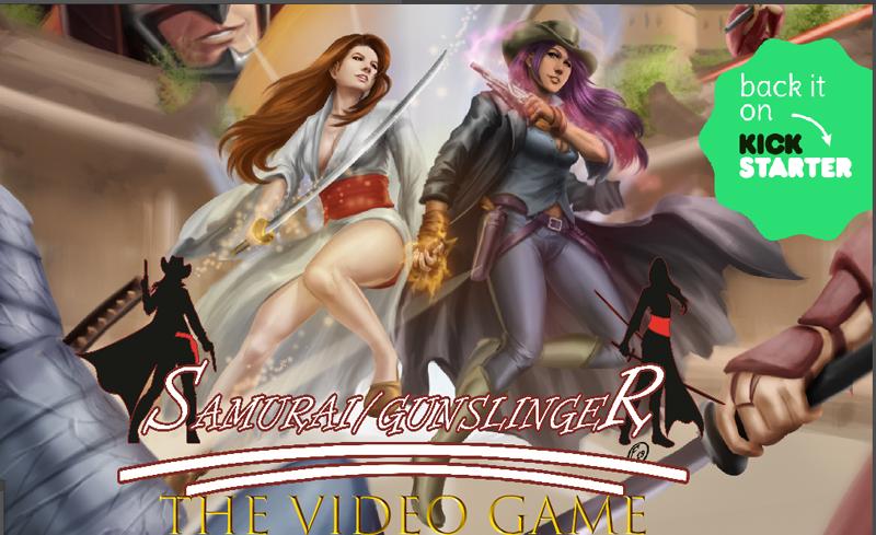 Samurai-Gunslinger game