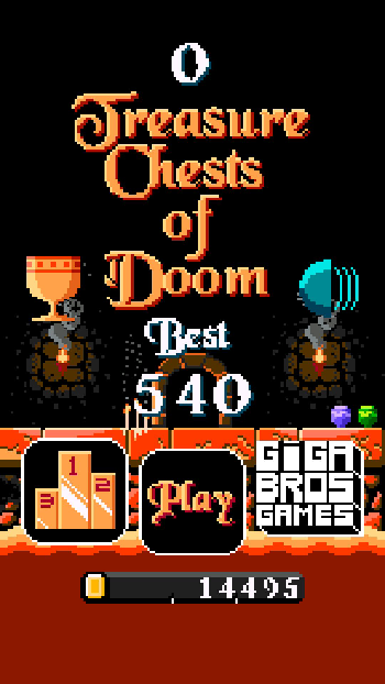 Treasure Chests of Doom