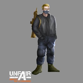 Unfair: Airsoft Battlegrounds